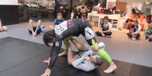 History Of The Triangle Choke by John Danaher - The BJJ